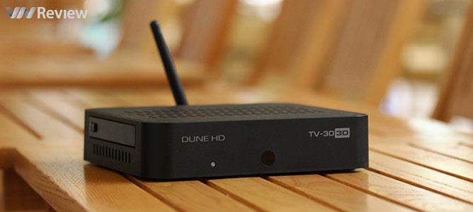 Đánh giá nhanh đầu phát Dune TV-303D