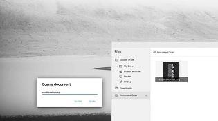 Google cập nhật tính năng quét tài liệu cho Chrome OS