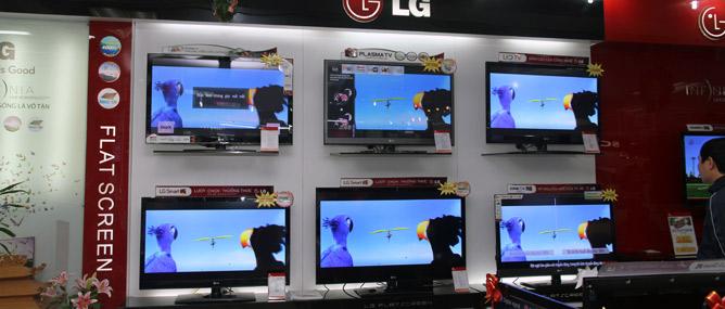 Cách kiểm tra HDTV ngay tại showroom
