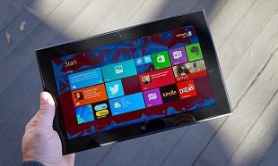 Microsoft ngừng bán Nokia Lumia 2520, Windows RT đã chết