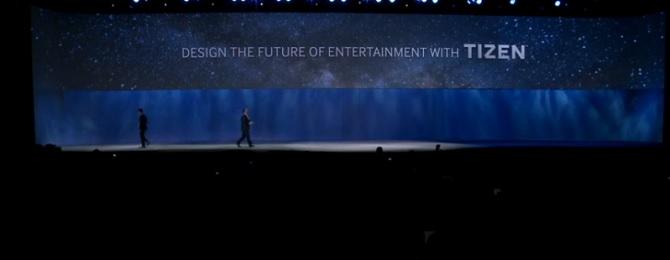Samsung ra mắt TV Tizen tại Hàn Quốc, giá từ 5000 USD