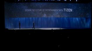TV thông minh chạy Tizen ra mắt, giá từ 5000 USD