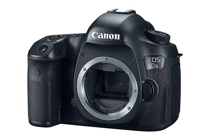 Canon chính thức công bố EOS 5DS/5DSR: full frame, 50.6MP