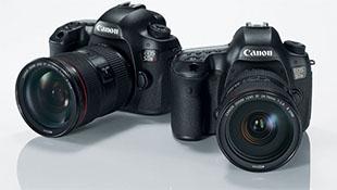 Canon chính thức công bố EOS 5DS/5DSR: cảm biến full frame, 50.6MP