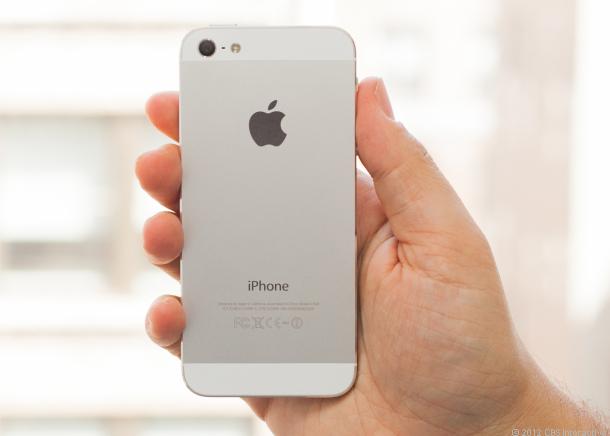 Cẩn thận với iPhone 5 cũ giá rẻ đang bán ở Việt Nam