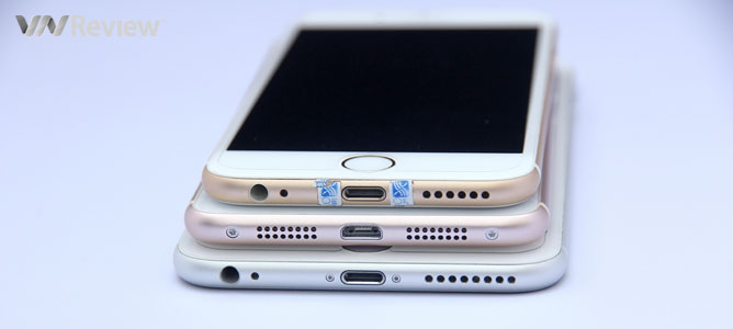 Đánh giá Lenovo S90 Sisley: có gì hấp dẫn bên trong vỏ nhái iPhone 6?