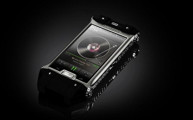 New Defency, smartphone 3000 USD cho giới nhà giàu Trung Quốc, sử dụng chip MediaTek