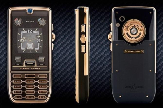 """Những chiếc smartphone """"quý tộc"""" có thể làm bạn cháy túi"""