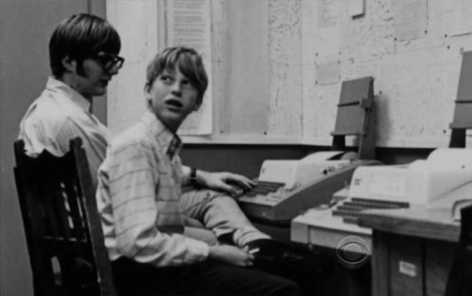 13 sự thật đáng ngạc nhiên về Bill Gates