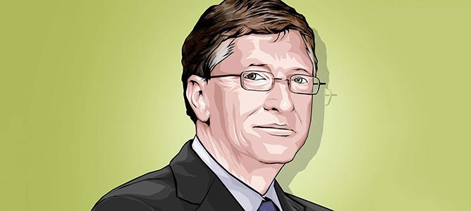 13 điều ít biết về đời tư của Bill Gates