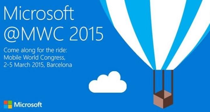 Microsoft thông báo lịch trình tổ hop báo tại MWC vào ngày 2 tháng 3