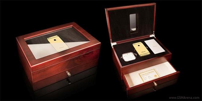 Chiếc iPhone 6 được bán với giá 3,5 triệu USD