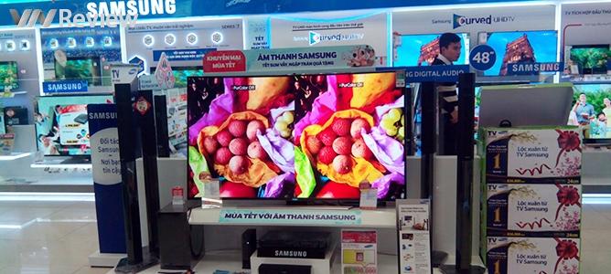 TV Samsung giá từ 35 triệu đồng có thể nghe lén bạn