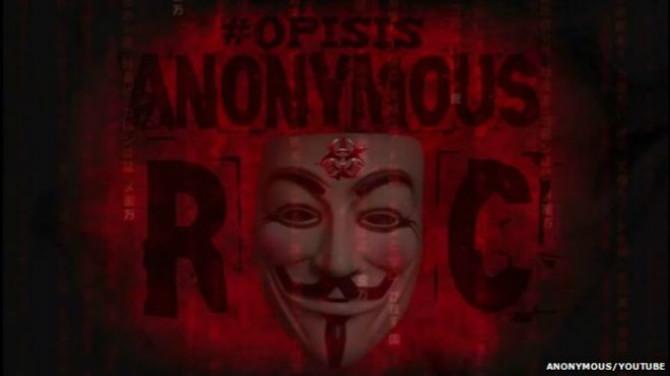 Anonymous tuyên chiến mạng lưới hồi giáo cực đoan IS