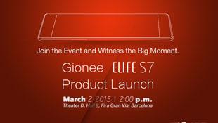 Ảnh thực tế dế siêu mỏng Gionee S7