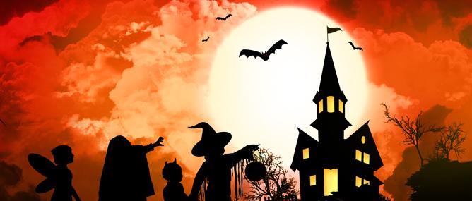 10 ứng dụng hay cho mùa Halloween