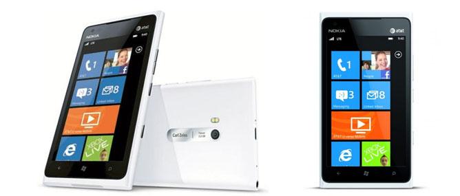 Nokia Lumia 900 trắng có bán từ 22/4