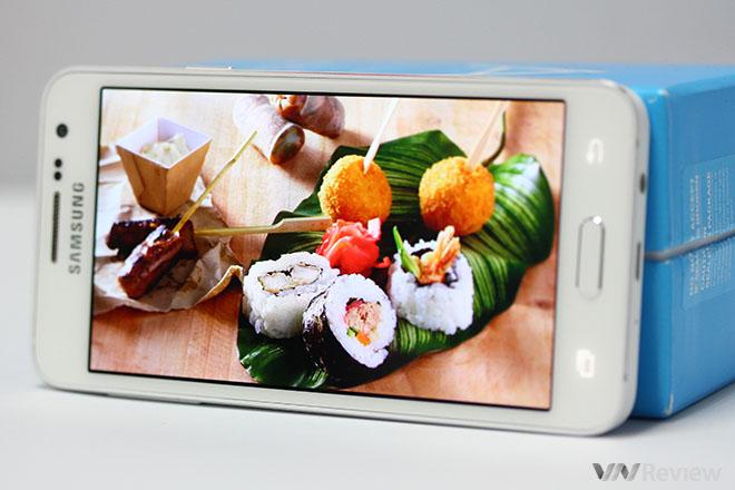 Đánh giá nhanh Samsung Galaxy A3