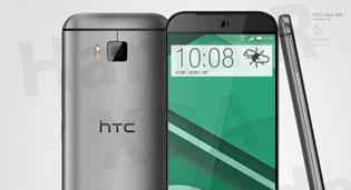 HTC One M9 lộ hết thông số cấu hình
