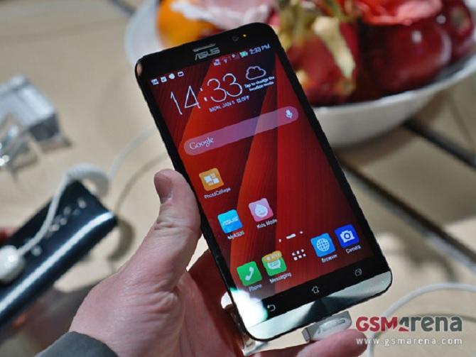 Asus sẽ phát hành các biến thể của ZenFone 2 với chip Qualcomm và Mediatek