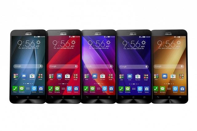 Asus ZenFone 2 sẽ có thêm phiên bản dùng chip Qualcomm và Mediatek