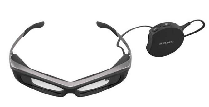 Sony SmartEyeglass Developer Edition sẽ có mặt trong tháng Ba, giá 840 USD
