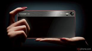 Dế Lenovo có tới 3 đèn flash