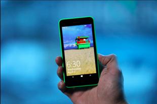 Bộ đôi Lumia 640, Lumia 645 giá rẻ lộ diện