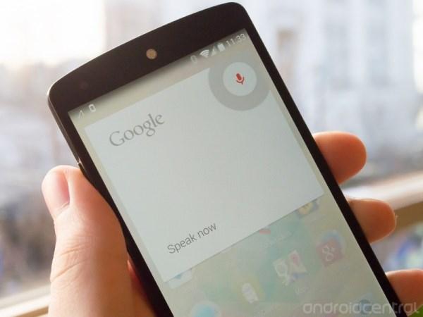 Bật, tắt kết nối Wi-Fi bằng giọng nói trên Android 5.0