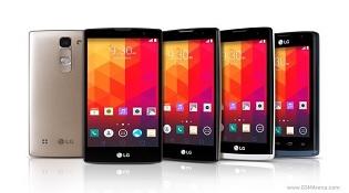 LG trình làng 4 smartphone tầm trung mới: Magna, Spirit, Leon, Joy