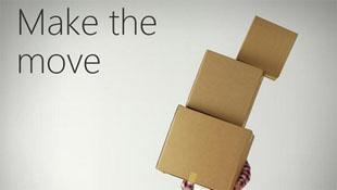 Người dùng Dropbox chuyển sang OneDrive được tặng 100GB miễn phí