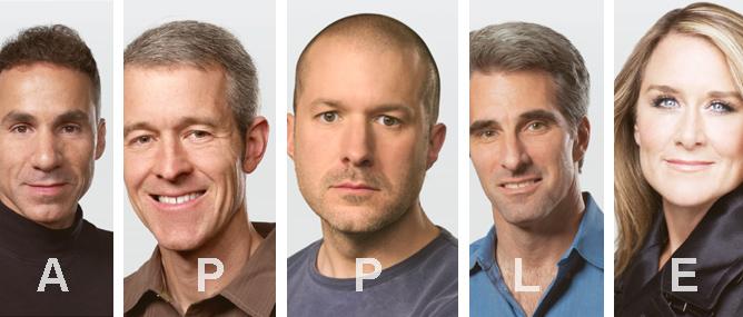 Hé lộ 15 nhân vật quan trọng nhất của Apple
