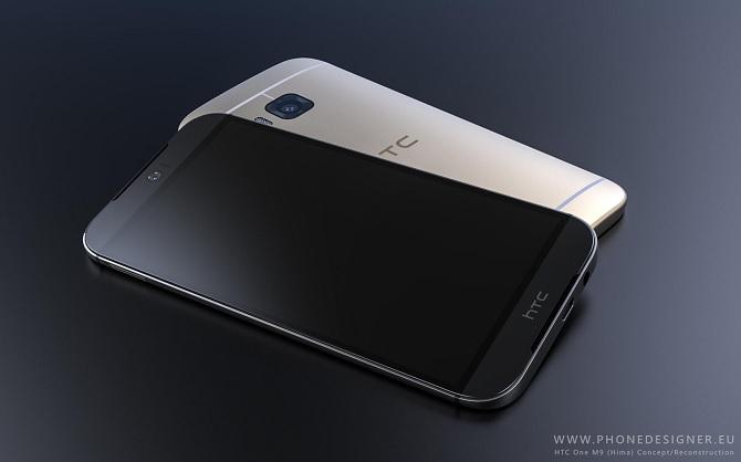 HTC One M9 lộ ảnh lung linh với 3 màu đen, vàng và bạc