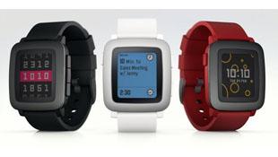 Pebble trình làng smartwatch Time với nhiều tính năng mới