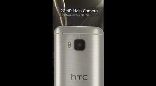 10 chi tiết sẽ có mặt trên HTC One M9