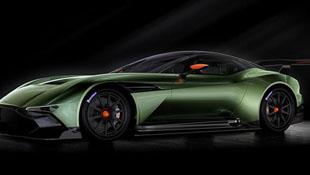 Aston Martin Vulcan - siêu xe đường đua đắt giá