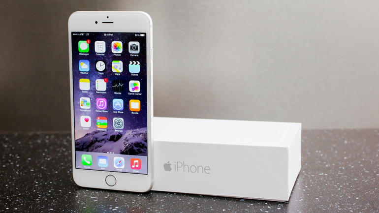 iPhone 6 Plus chính hãng bất ngờ giảm hơn 1 triệu đồng
