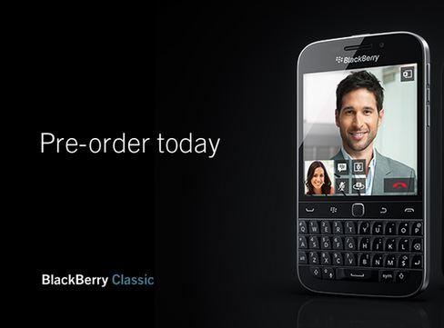 BlackBerry Classic sẽ có thêm bản không camera, giá rẻ hơn