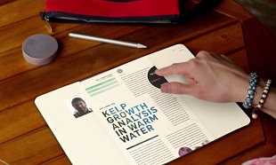 Microsoft tung video gợi mở về công nghệ thông minh tương lai