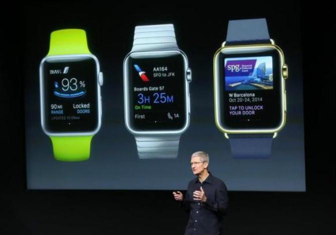 Tim Cook: Apple Watch sẽ thay thế chìa khóa xe hơi