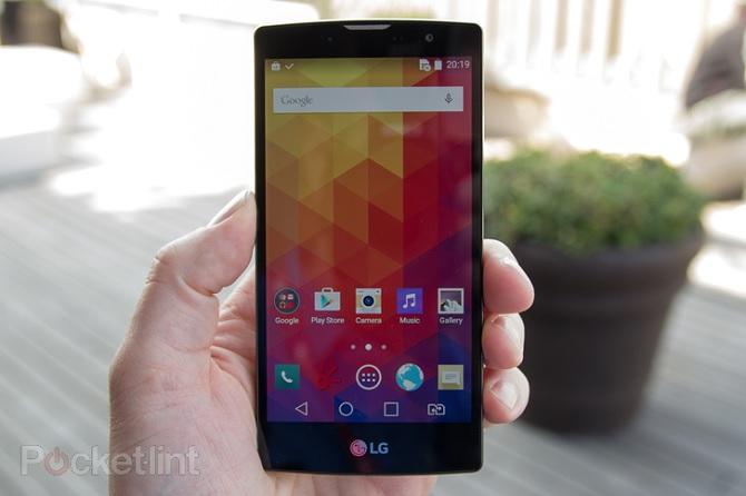 MWC 2015: Đánh giá nhanh dế tầm trung LG Magna