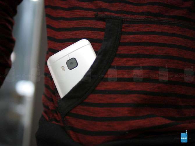Bộ ảnh cận cảnh HTC One M9