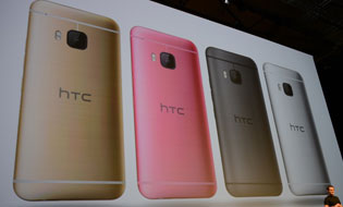 Thông số và cấu hình chính thức của HTC One M9