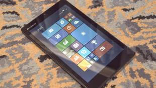 Lenovo ra mắt tablet chạy Windows 8.1 giá chỉ 150 USD
