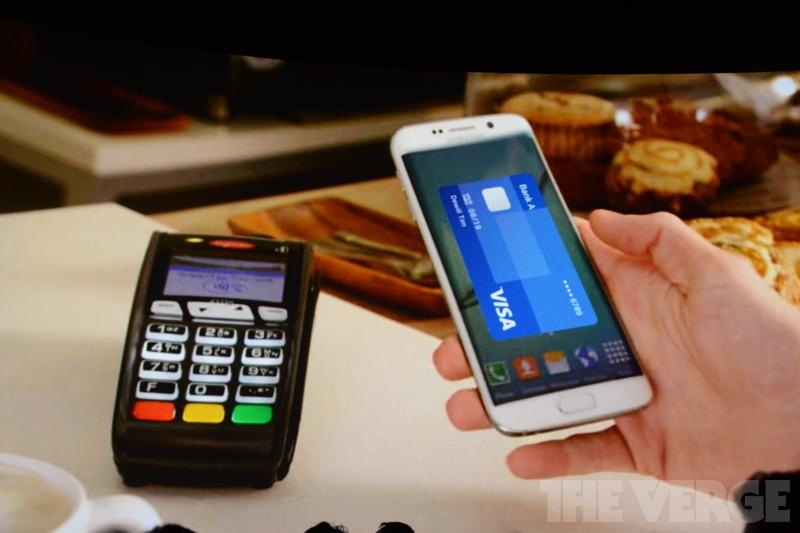 dịch vụ chạy trên Samsung Galaxy S6