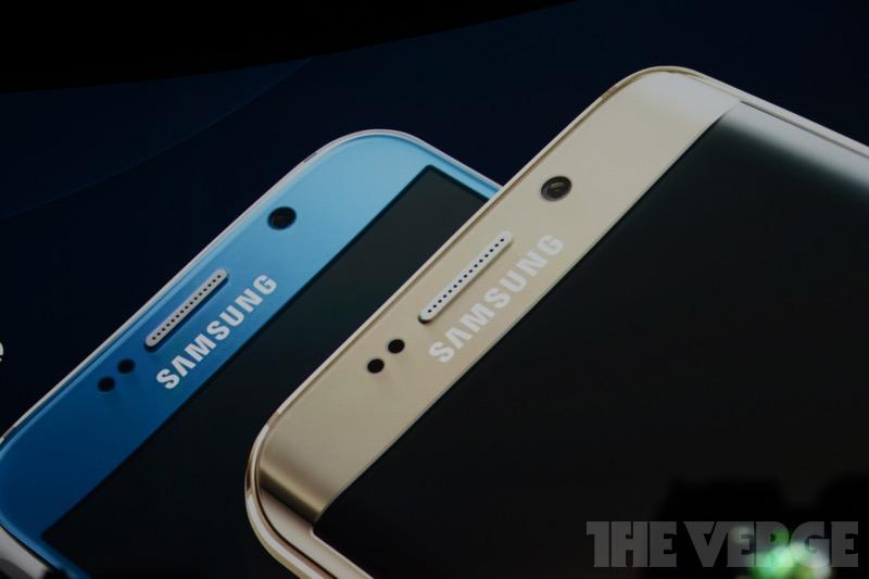 dáng Samsung Galaxy S6