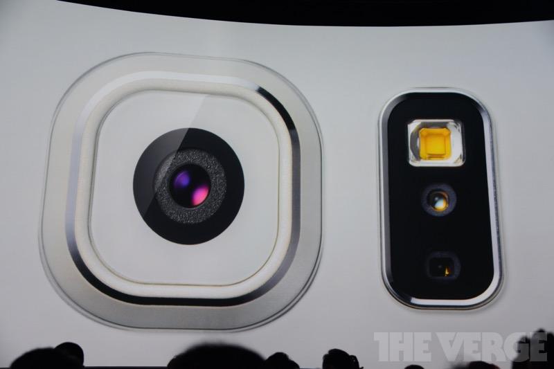 camera trên Samsung Galaxy S6
