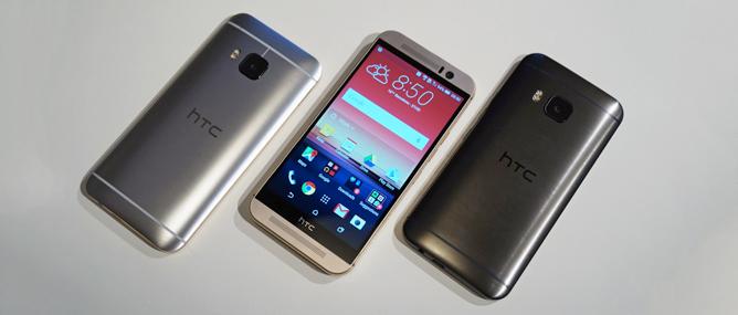 HTC One M9 trình làng: SoC Snapdragon 810, RAM 3GB, camera 20MP, loa giả lập 5.1