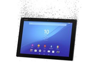 Sony trình làng Xperia Z4 Tablet, máy tính bảng mỏng nhất thế giới