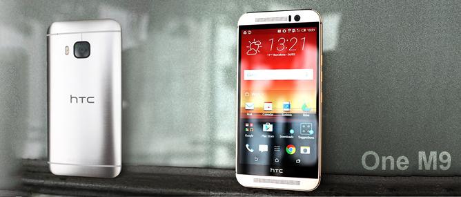 Trên tay HTC One M9